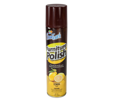 FLP 9670 Clean Touch Lemon Scent Furniture Polish Spray
