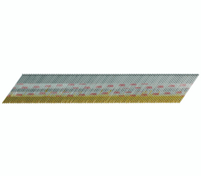 Senco A302509 2-1/2 Inch 15 Gauge Electro Galvanized Collated 34 Degree Angle Nails (Pack Of 700)