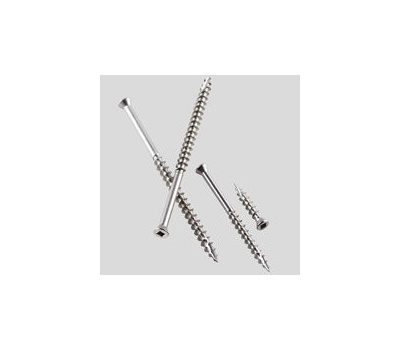 Simpson Strong Tie S07225FB1 7 By 2-1/4 Inch Stainless Steel Finish Screws 1 Pound