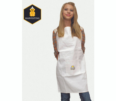 Harvest Lane Honey HONEYA-105 Apron Honey Beekeeper Ex-Long