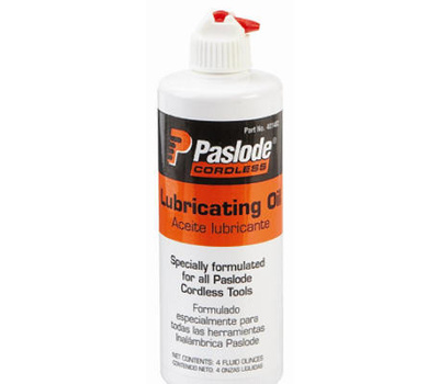 ITW Paslode 401482 4 Ounce Pneumatic Tool Lubricating Oil