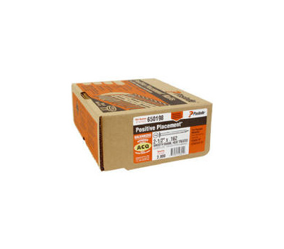 ITW Paslode 650198 Nail Mech Galv 2-1/2x.162in 2,000 Box