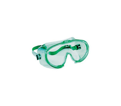 Jackson Safety 16666 Non Vented Monogoggle Clear