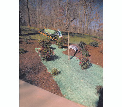 Mutual Industries #17687-4-101 Excelsor Blanket Contractor E-Mat 4 Foot Foot By 100 Foot