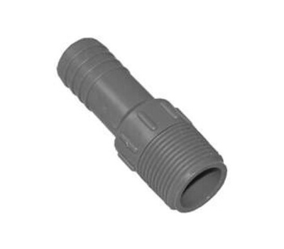 Boshart Industries 350407 3/4 Inch Poly Insert Male Adapter Insert X MIP