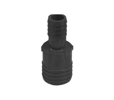 Boshart Industries 380147 1-1/4 By 3/4 Poly Reducing Coupling Insert X Insert