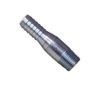 Boshart Industries 370405 1/2 Inch Galvanized Insert Male Adapter Insert X Mip