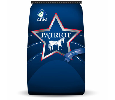 Adm Animal Nutrition 80021AAA24 50 Pound Patriot 14-P Feed