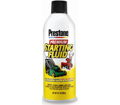 Prestone AS237PDQ-6 Aero Start Fluid 10.7 Ounce