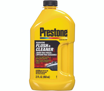 Prestone AS105Y Radiator Flush/Cleaner