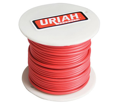 Uriah Products Ua521050 75 Foot 10awg Red Auto Wire 805089521053 2