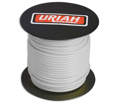 Uriah Products Ua521420 100 14awg Wht Auto Wire 805089521428 2