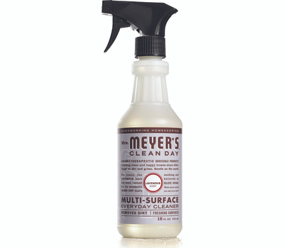 Mrs Meyers 11441 Cleaner Multi-Surface 16 Ounce Lavender Scented