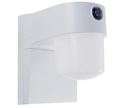 Power Zone O-JJ-700-MW Light Porch Motion Led Wh 700L