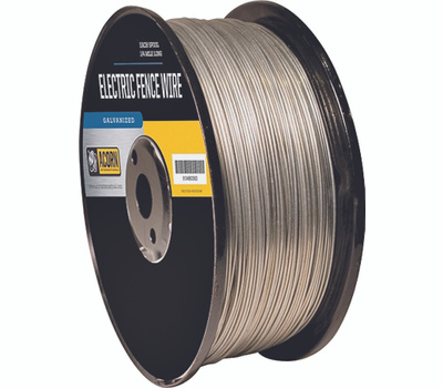 Acorn EFW1412 14 Gauge Galvanized Electric Fence Wire 1/2 Mile