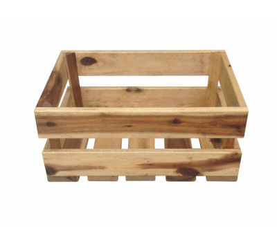 Avera AWP015135 13.5 Inch Rect Crate Planter