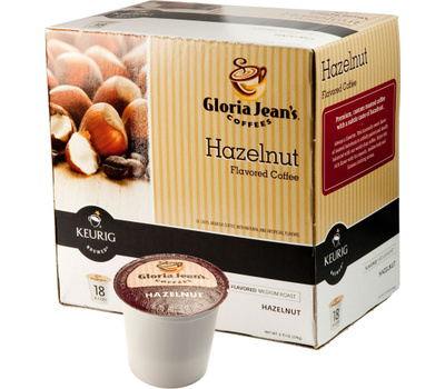 Keurig 60018-052 Kcup Hazelnut Md 18Ct (Box Of 18)