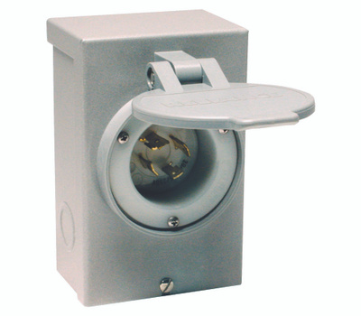 Reliance Controls PB20 20 Amp Outdoor Power Inlet Box