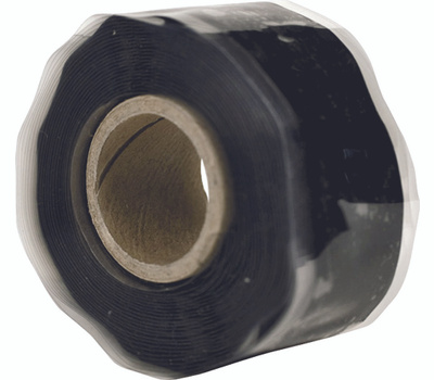 Rescue Tape RT1000201201USC 1 Inch X 12 Foot BLK Rescue Tape