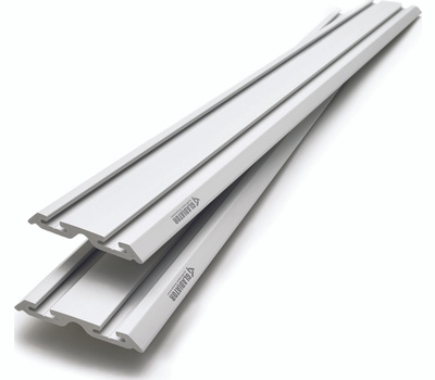 Whirlpool GAWC042PZY Channel Wall 4Ft X 6In 2-Pack 2 Pack
