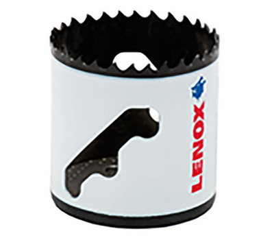 Lenox 1771959 Speed Slot 1-1/8 Inch Bi-Metal Hole Saw