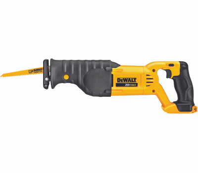 DeWalt DCS380B Saw Recip 1-1/8in Vs 20v Max