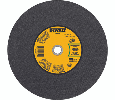 DeWalt DWA8034 14 By 1/8 By 1 Port Saw Cut Whl