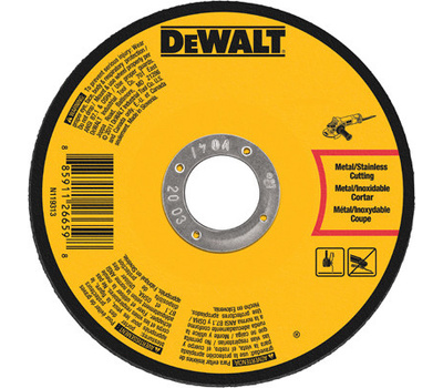 DeWalt DWA8054 7 By.045 By 7/8 Metal Cut-Off Wheel