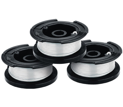 Black & Decker AF-100-3ZP Trimmer Line Rep Spool 3pk 30 Foot