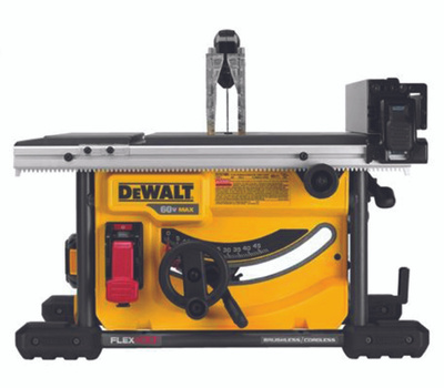 DeWalt DCS7485T1 Saw Table 60V W/Batt/Charger