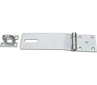 National Hardware N102-517 N327-353 Stanley 7 Inch Extra Heavy Duty Steel Safety Hasp