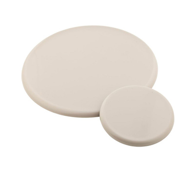 National Hardware S845-515 Stanley Movers Reusable Furniture Sliders 3-1/2 & 7 Inch Round Set Of 8