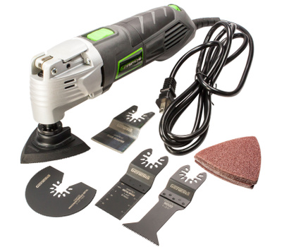 RichPower GMT25T Genesis 2.5 Amp Variable Speed Multi Purpose Oscillating Tool