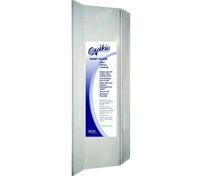Zevro QPG Qwikie 16 Inch Clear Acrylic Paint Guide