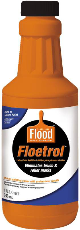 Flood Ppg Fld6 04 Floetrol Latex Paint Performance Conditioner