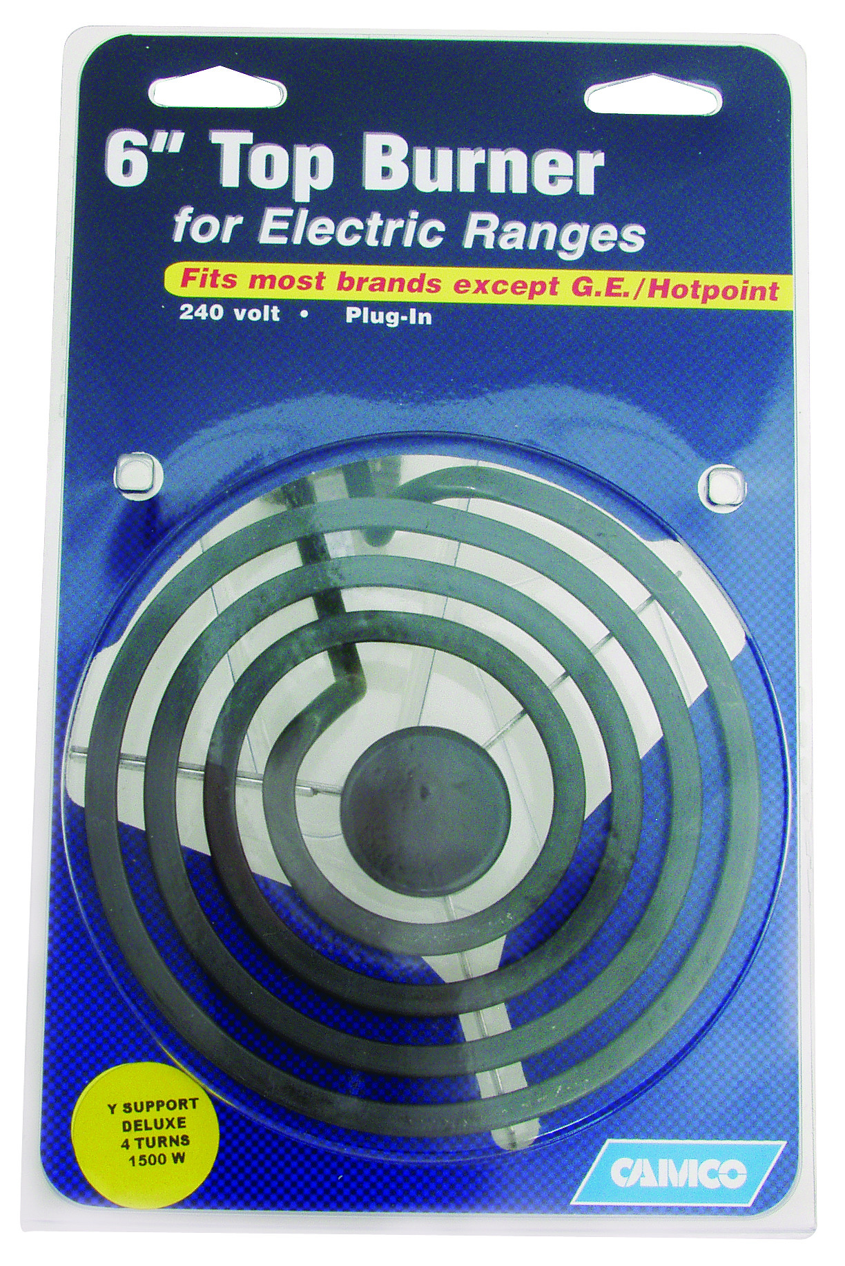 Camco 00143 6 Universal Economy Plug-In for Electric Ranges