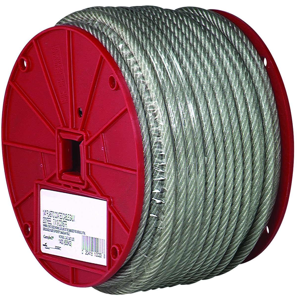 Cambell Chain 7000497 Campbell 1 8 Inch 250 Foot Reel