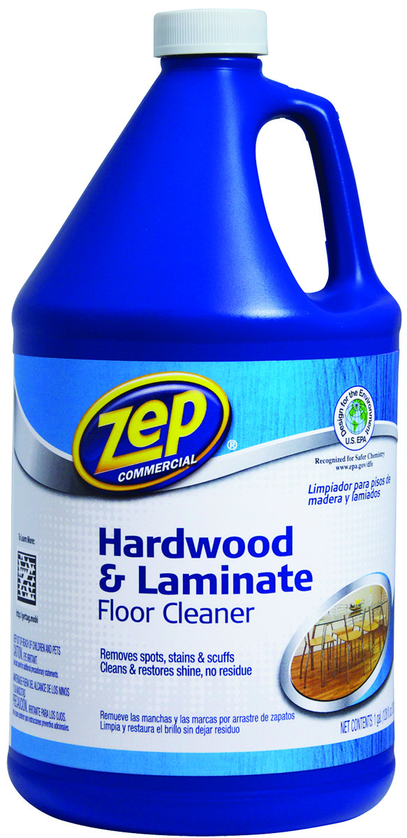 Amrep Zuhlf128 Zep 1 Gallon Hardwood And Laminate Floor Cleaner