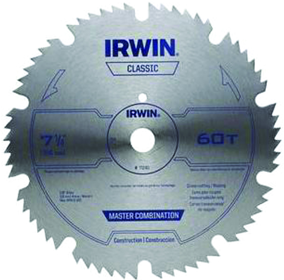 """FREE USA SHIP! *BEST DEAL* 7-1//4/"""" x 150-Tooth Plywood Circular Saw Blade"""