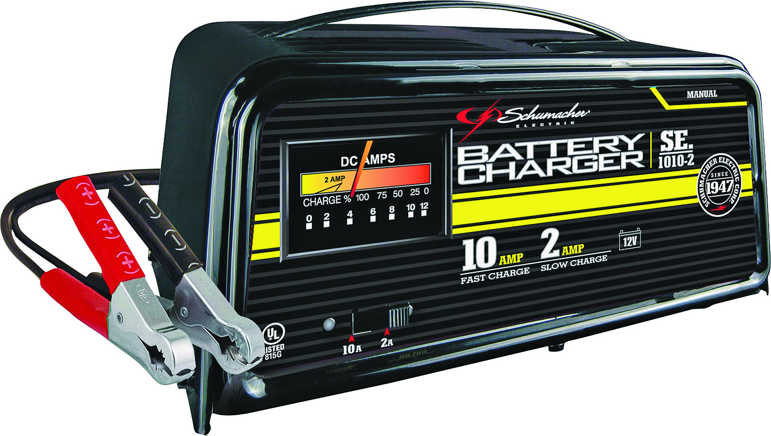 Battery Charger Auto Best Photos Simpleautomaticbatterychargercircuit Schuher Se 1010 2 12 Volt 10 S For Cars And