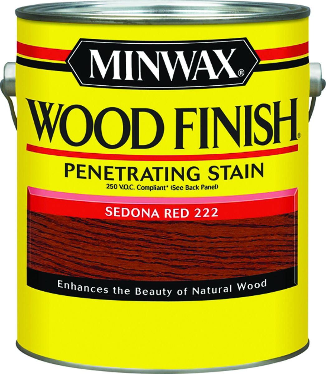 Minwax 71086 Sedona Redwood Wood Finish 250 VOC Compliant