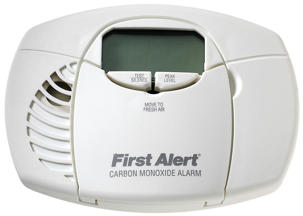 First Alert 1039727 Co410 Co Alarm Digital Disp Battery Operated