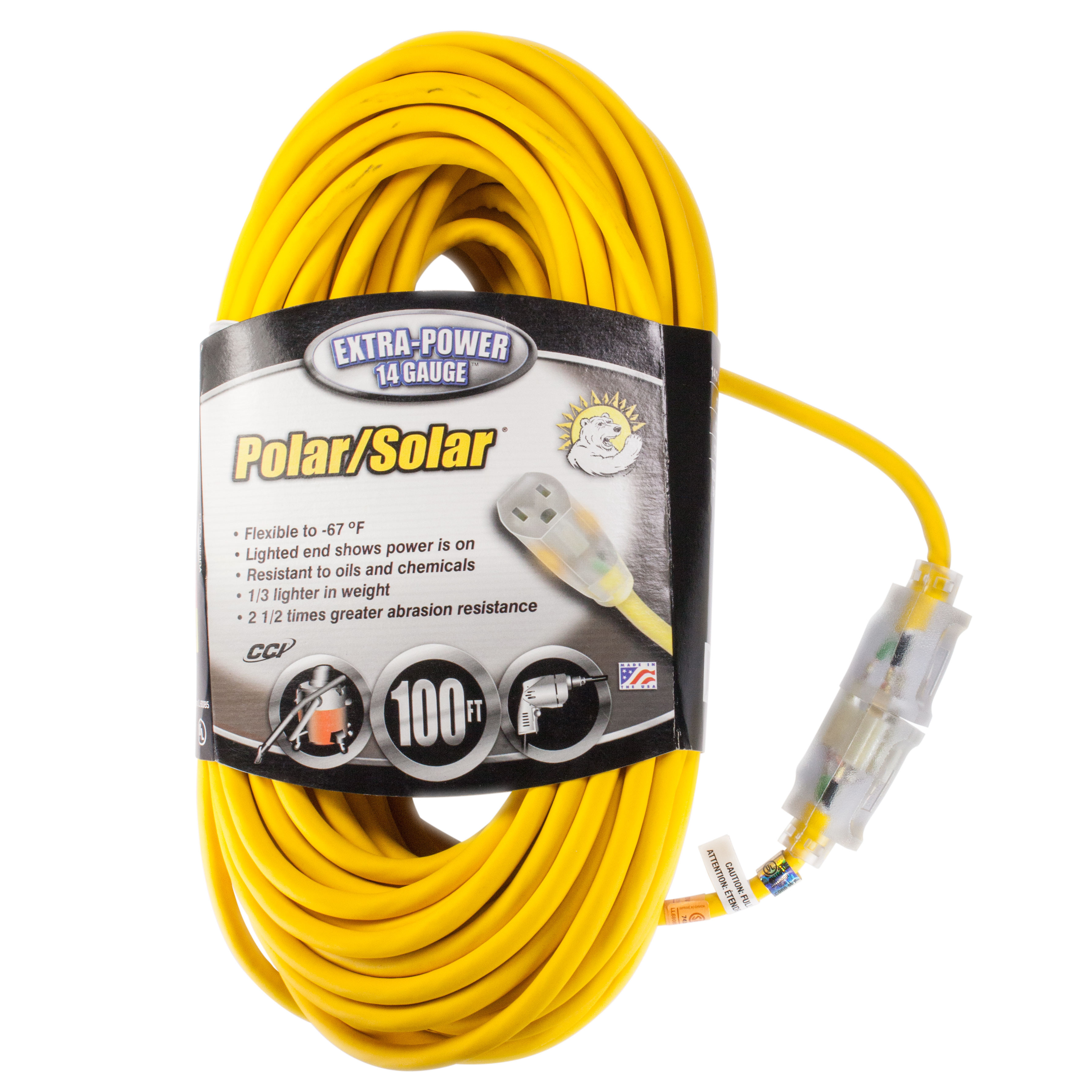 Foot Outdoor Extension Cord Tap To Expand