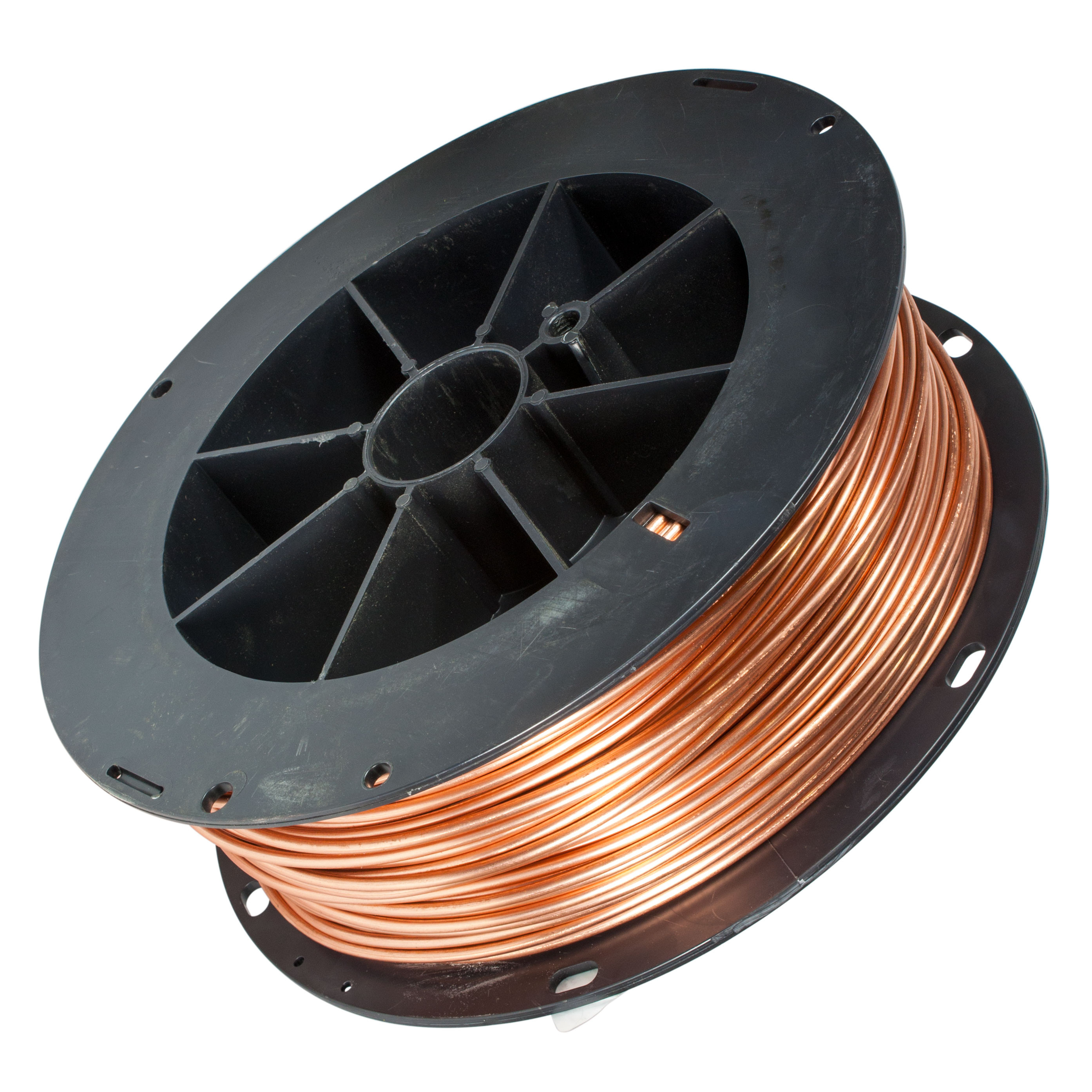 Southwire 6SOLX315BARE 6 Solid By 315 Bare Copper Single Wire ...