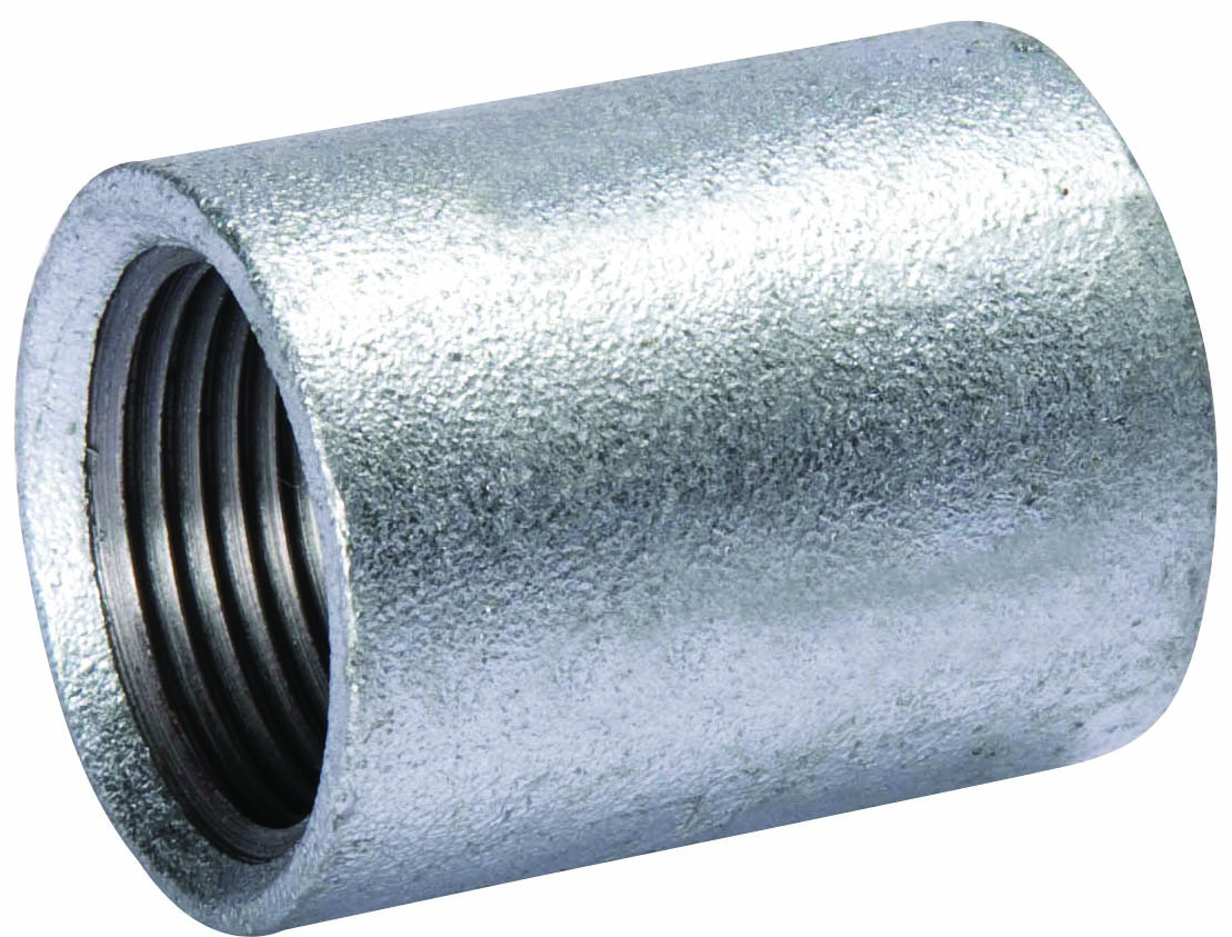 B&K Mueller 511-423HN 1/2 L And R Galvanized Merchant Coupling