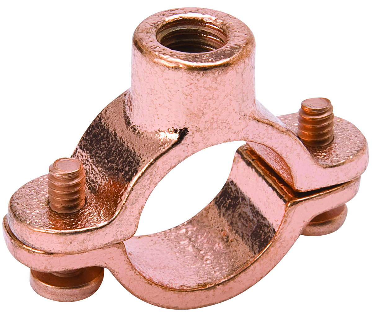 B&K Mueller C72-075HC Ring Hanger Split Copper 3/4