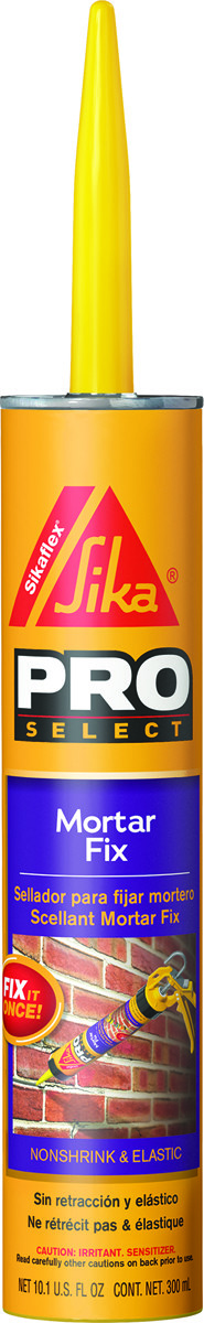 Sika 187784 10 Ounce Tube Mortar Fix