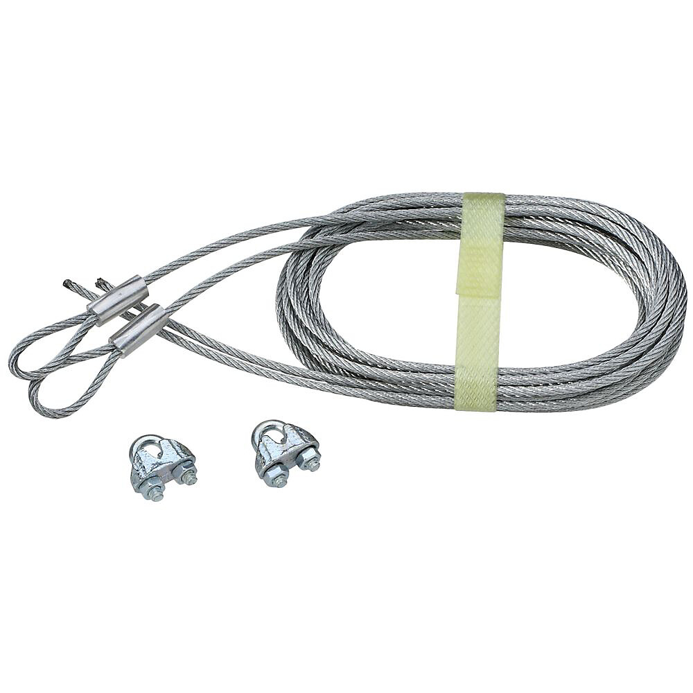 National Hardware S730-680 Stanley Safety Cable Set 8 Foot 8 Inch By ...
