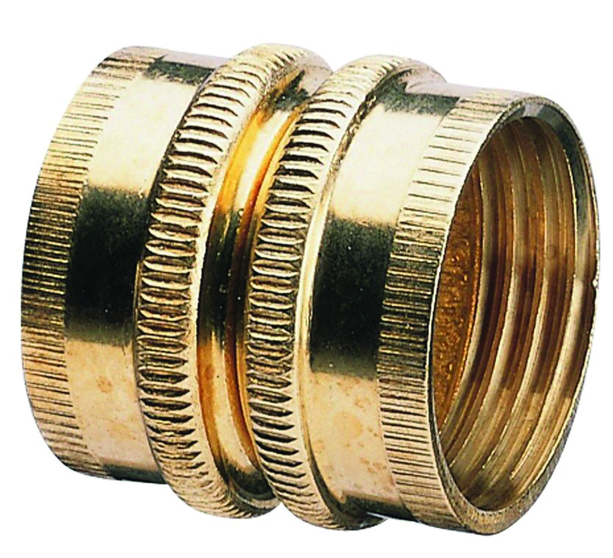 2 Shank 1.18 Hex Female Swivel Only 3//4 Hose Barb x 3//4 FGH Midland 30-507 Barstock Brass Garden Hose Coupling