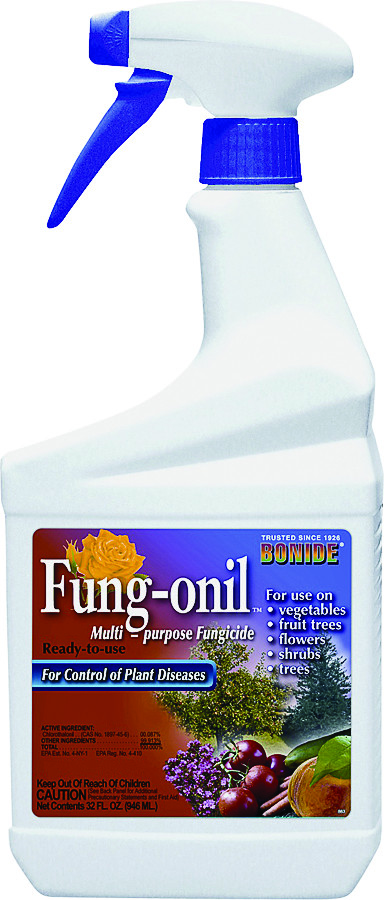 Bonide 883 Fung Onil Ready To Use Fungicide 32 Ounce